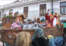 Mödlinger Faschingsumzug 2015
