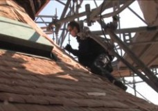 Der Mödlinger Karner bekommt ein neues Dach